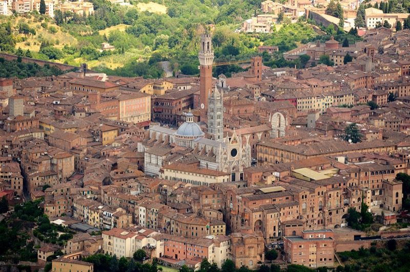 WALKING TOUR SIENA €15